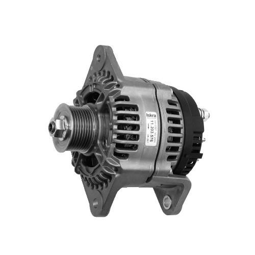 Alternator MAHLE MG225 / 72735224 / CLAAS 0087565015 / ISKRA 11203576 / 11204525 / AAN567