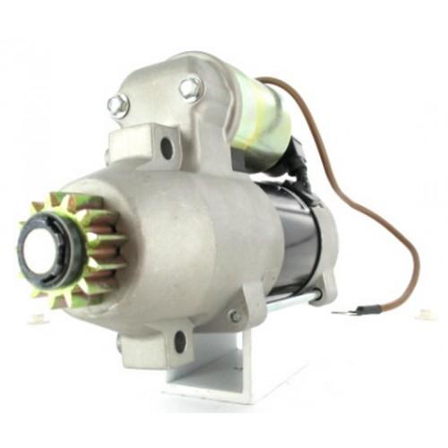 Starter replacing HITACHI S114-838A / Mercury 50-881368T / 50-881368T1
