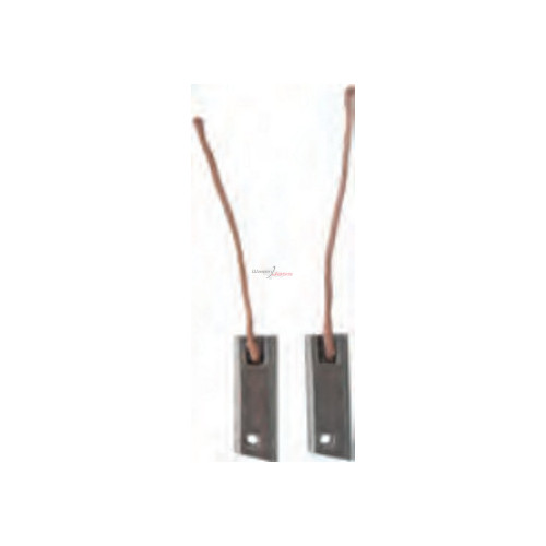 Brush set for alternator MITSUBISHI A001T01591 / A001T01691 / A001T02091