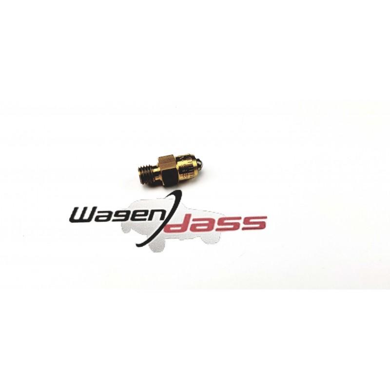 Pointeau de cuve calibre 125 pour carburateur Weber
