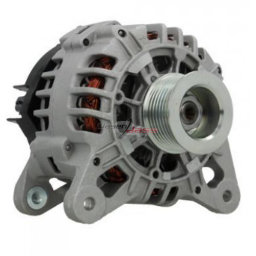 Alternator replacing VALEO TG9B041 / TG9B042 / RENAULT 8200654541