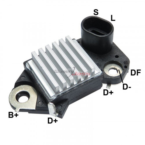 Regulator for alternator DELCO REMY 19020600 / 19020601 / 19020604 / 19020606