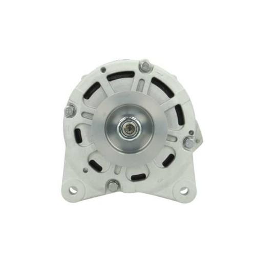 Alternator replacing AUD I /VOLKSWAGEN 07L-903-015B / 07L-903-015BX / HITACHI LR1190-939