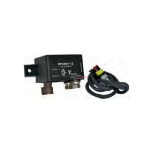 Relay renforcé HAUTE PERFORMANCE 12 V - 300 Amp