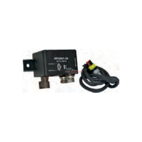 Relay renforcé HAUTE PERFORMANCE 24 V - 200 A