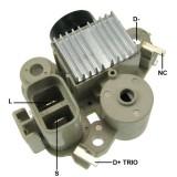 Regulator for alternator VALEO ab180128 / AB190147 / TA000A33001