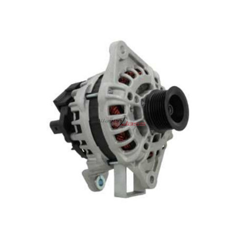 Alternator replacing BOSCH F000BL0707 / F000BL07R9 / FIAT 504385133