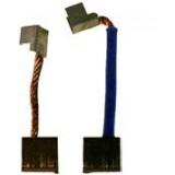 Brush set for starter DUCELLIER 6202C / 6202F / 6217F /6217FG