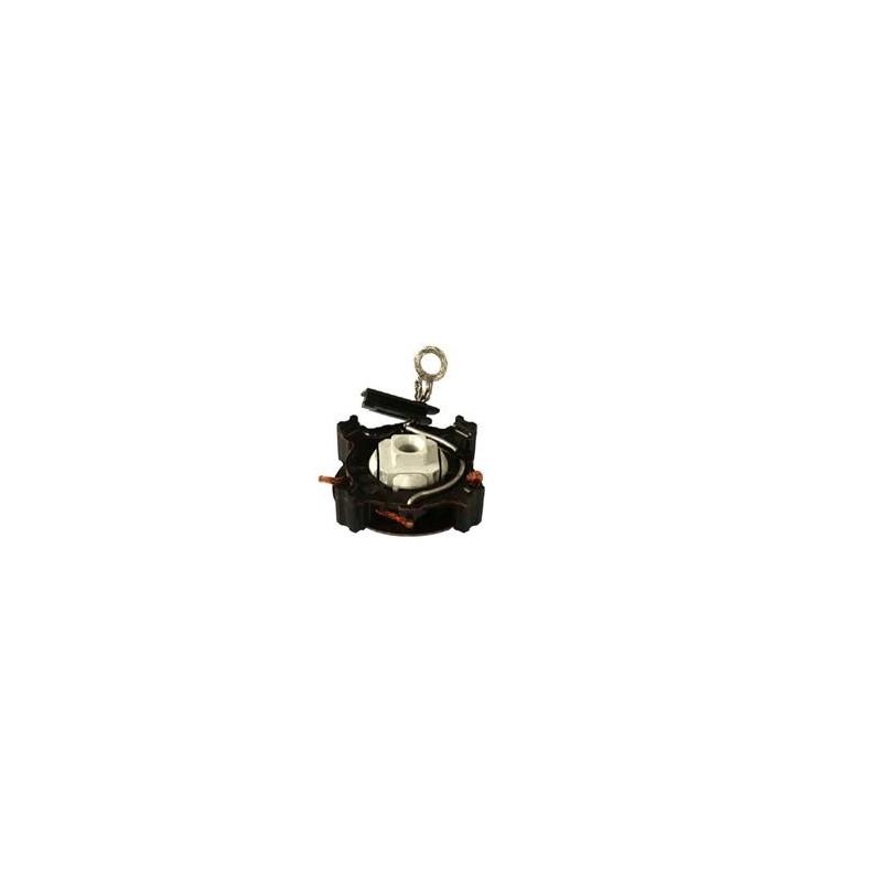 Brush holder for starter VALEO D7ES1 / D7ES2 / D7ES4 / D7ES5 / TS10E26