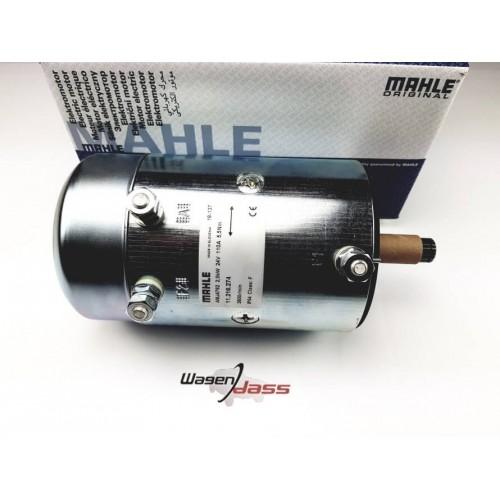 DC Motor replacing ISKRA 11.212.450 / amj4636 / amj4762