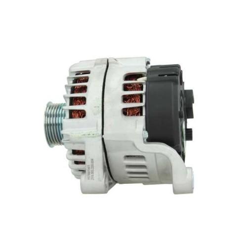 Alternator replacing VALEO FG23S011 / BMW 12-31-7-807-187 / 12-31-7-808-075
