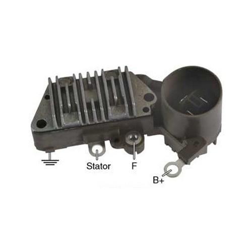 Regler für lichtmaschine DENSO 100211-0120 / 100211-1000 / 100211- 1001