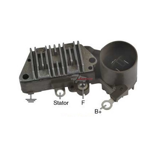 Regulator for alternator DENSO 100211-0120 / 100211-1000 / 100211- 1001