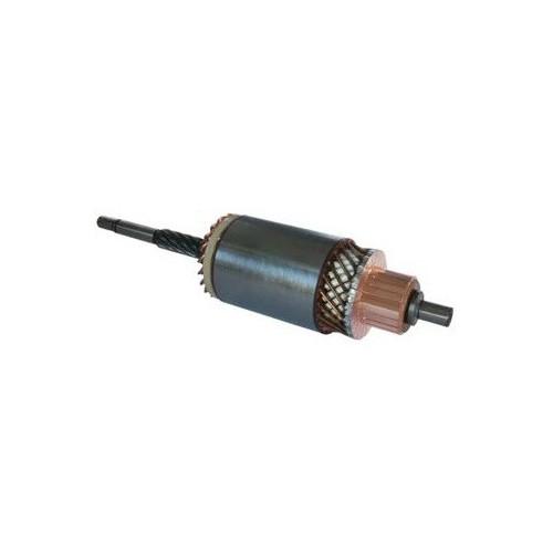 Armature for starter PARIS-RHONE D8L13 / D8L17