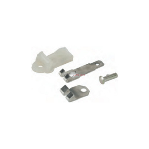 Set of cable-lugs for Anlasser-Generator LUCAS C40 / 22258 / 22530D / 22700 / 22756H