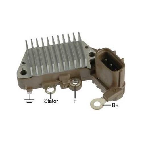 Regulator for alternator DENSO 100211-2310 / 100211-4730 / 101211-1030