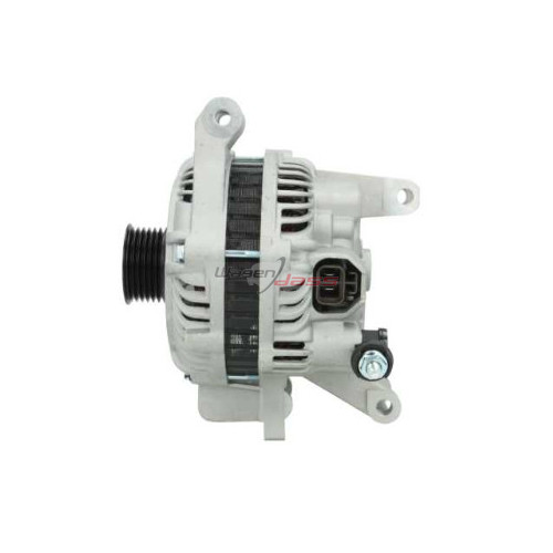 Alternator replacing MITSUBISHI A002TC1391ZC / A002TC1391ZE