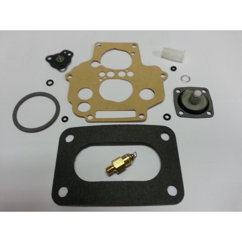 Pochette de joint pour carburateur 32DAT sur Lancia Beta