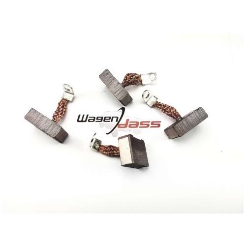 Kohlensatz für anlasser DENSO 128000-2451 / 128000-2470 / 128000-2560 / 128000-2561