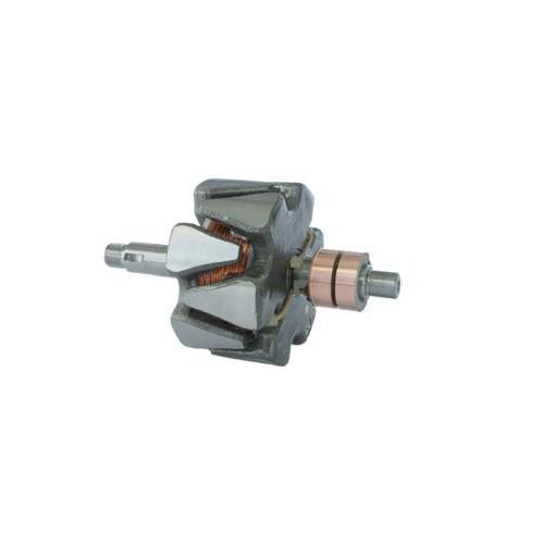 Rotor pour alternateur Ducellier 7526C / 7528C / 7531B / 7545A