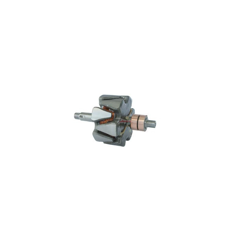 Rotor for alternator DUCELLIER 7526C / 7528C / 7531B / 7545A