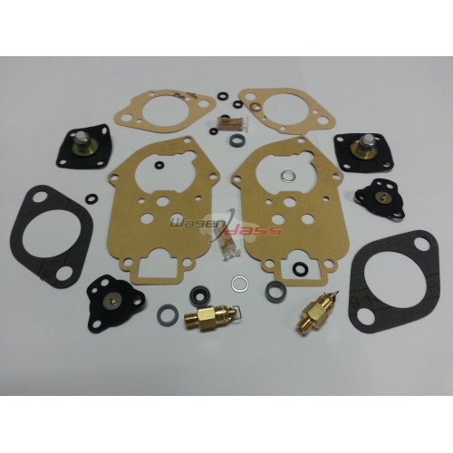 Gasket Kit for carburettor WEBER 2x35IBSH on Visa GT