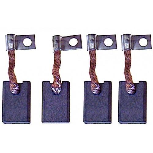 Brush set / - for starter Magneti Marelli 63223800 / 63223802 / 63223807