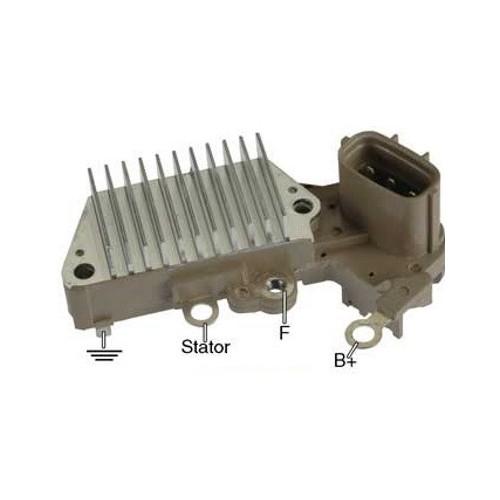 Regulator for alternator DENSO 101211-0120 / 101211-0190 / 101211-0191