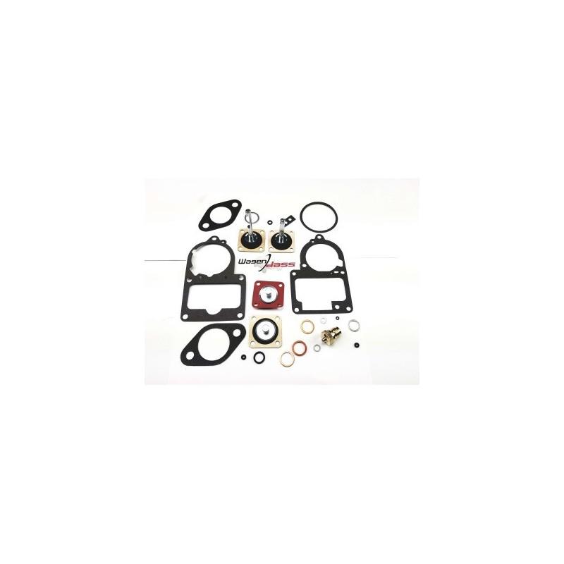 Pochette de joint pour carburateur 34PICT4 sur Volkswagen 1303 1600cc