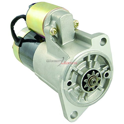 Starter replacing MITSUBISHI M1T60381 / M1T60081