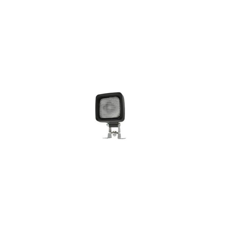 Phare de travail rectangulaire 73x73mm H3