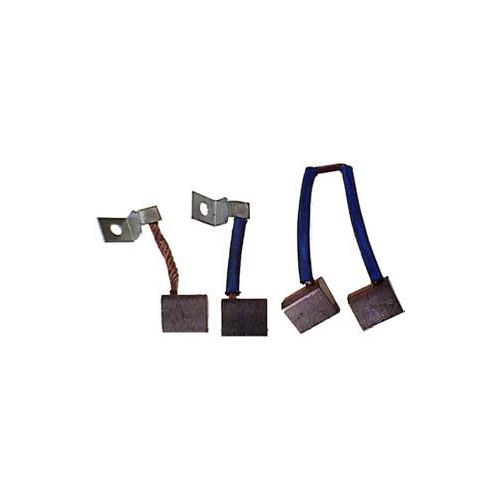 Jeu de balais / charbon pour démarreur D8E145 / D8E153 / D8E155 / D8E157