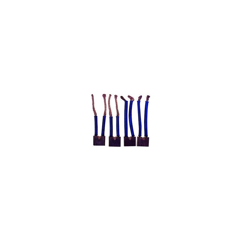 Brush set for starter D11E126 / D11E135 / D11E148