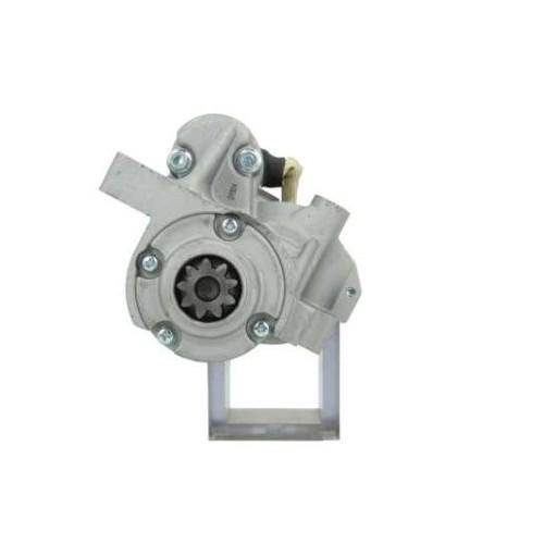 Starter replacing HITACHI S14-412 / ISUZU 8972542200