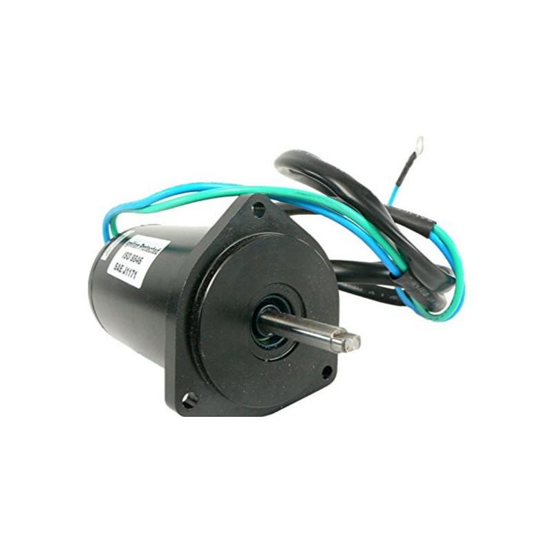 Moteur à courant continu/ tilt-trim équivalent 60V-43880-00 / 60V-43880-00-00 / 69J-43880-00 / 69J-43880-00-00