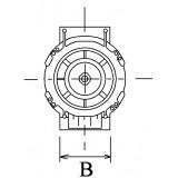 Alternateur Bosch 0124515088 / 0124515198 pour Mercedes