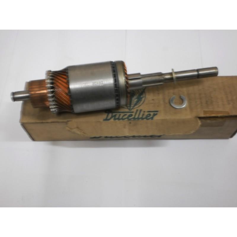 Armature for starter Ducellier 6134D / 6137D / 6174B