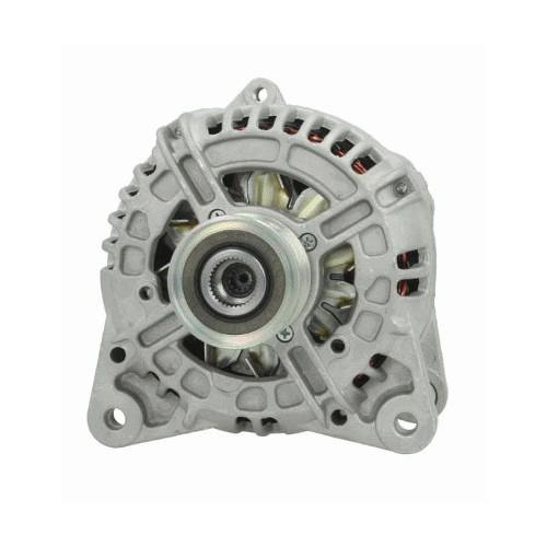 Alternator replacing BOSCH 0124525137 / 0124525076