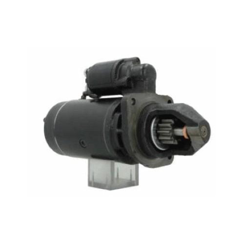 Anlasser ersetzt BOSCH 0001368037 / 0001368039