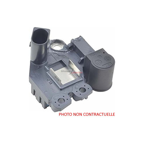 Regulator for alternator Valeo TG12C124 / TG12C125 / TG12C152