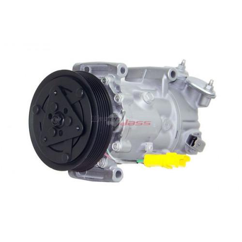 Compresseur de climatisation remplace 6453JN / 8FK351316161 / SD7V161228F / SD7V161800 / SD7V161852