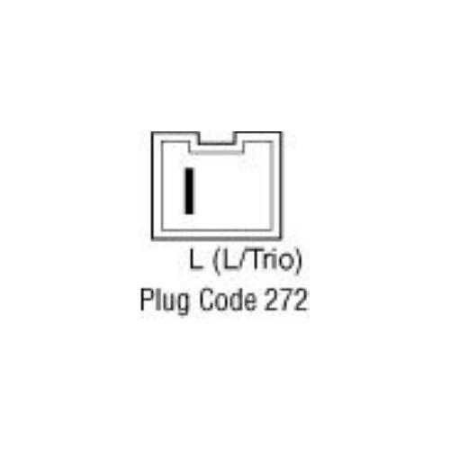 Regler für lichtmaschine VALEO 2183106 / 2518058 / 2541142