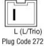 Regulator for alternator VALEO 2183106 / 2518058 / 2541142