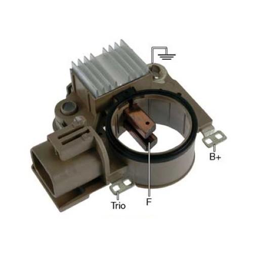 Régulateur pour alternateur Mitsubishi A002T36776, A002TN0076, A002TN1199