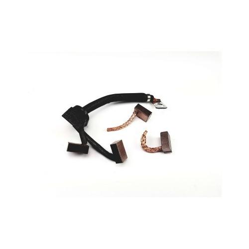 charbon pour démarreur Hitachi S114-161 Jeu de balais
