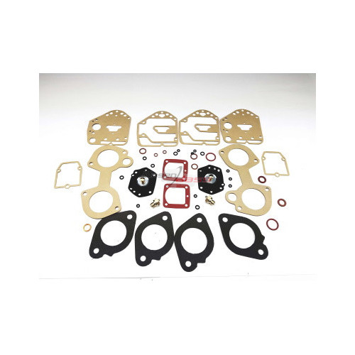 Service Kit for carburettor 2x40 ADDHE19 on Alfa Roméo Giulia