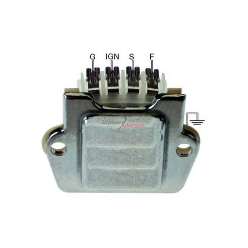 Regulator for alternator DENSO 100211-0071 / 100211-0081 / 100211-0280