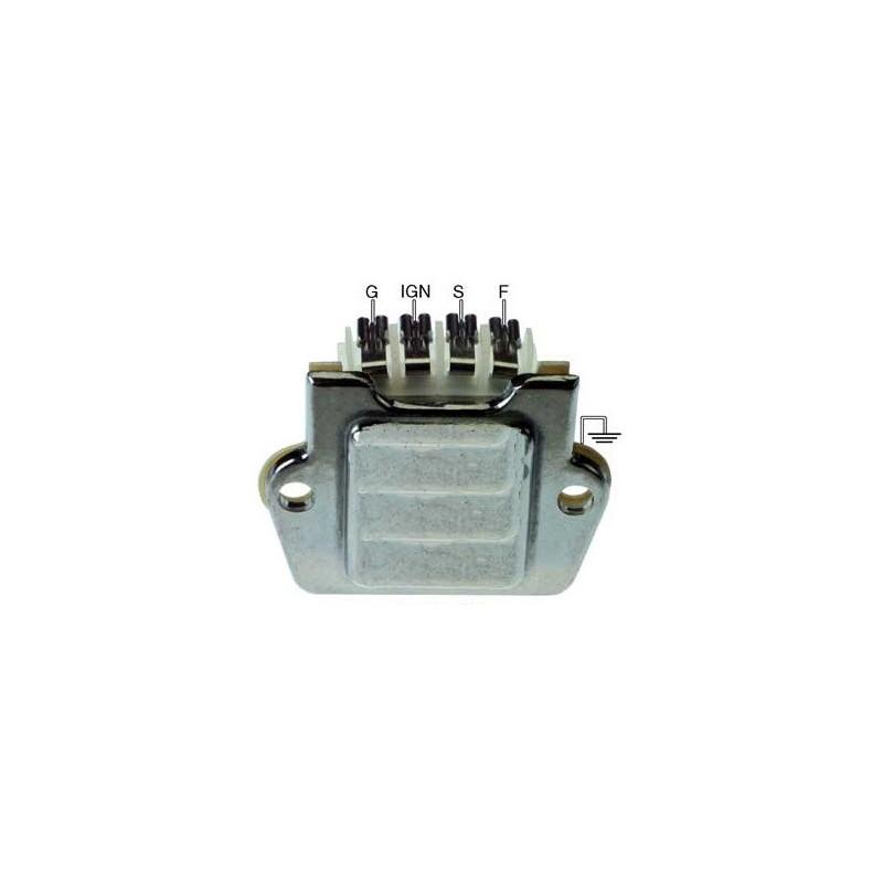 Regulator for alternator DENSO 100211-0071 / 100211-0081 / 100211-0280