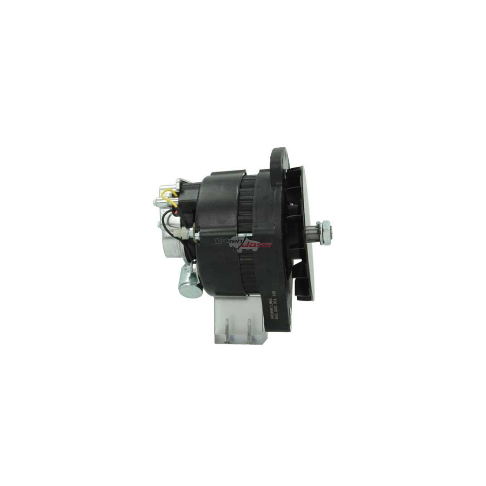 Alternator Replacing 8hc2024k    8hc2024ks    8hc2023ks
