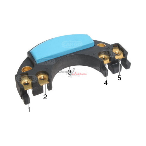Ignition module replacing J007T01571 / 5DA006623-481 / J007X01175